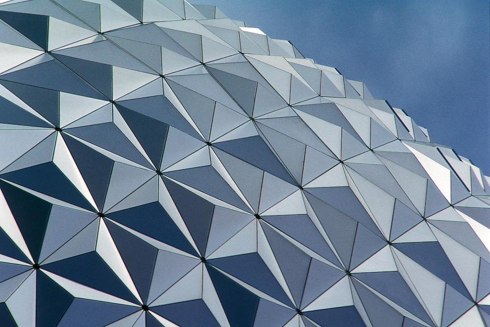 """Spaceship Earth"" at Walt Disney World"