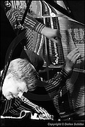 Ulrichsberg, AUT, 29.04.1994: Jazz Music , Chris Burn, Piano, Spiegelung, Ulrichsberger Kaleidophon, Ulrichsberg, Oesterreich, 29.04.1994, ( Keywords: Musiker ; Musician ; Musik ; Music ; Jazz ; Jazz ; Kultur ; Culture ) ,  [ Photo-copyright: Detlev Schilke, Postfach 350802, 10217 Berlin, Germany, Mobile: +49 170 3110119, photo@detschilke.de, www.detschilke.de - Jegliche Nutzung nur gegen Honorar nach MFM, Urhebernachweis nach Par. 13 UrhG und Belegexemplare. Only editorial use, advertising after agreement! Eventuell notwendige Einholung von Rechten Dritter wird nicht zugesichert, falls nicht anders vermerkt. No Model Release! No Property Release! AGB/TERMS: http://www.detschilke.de/terms.html ]