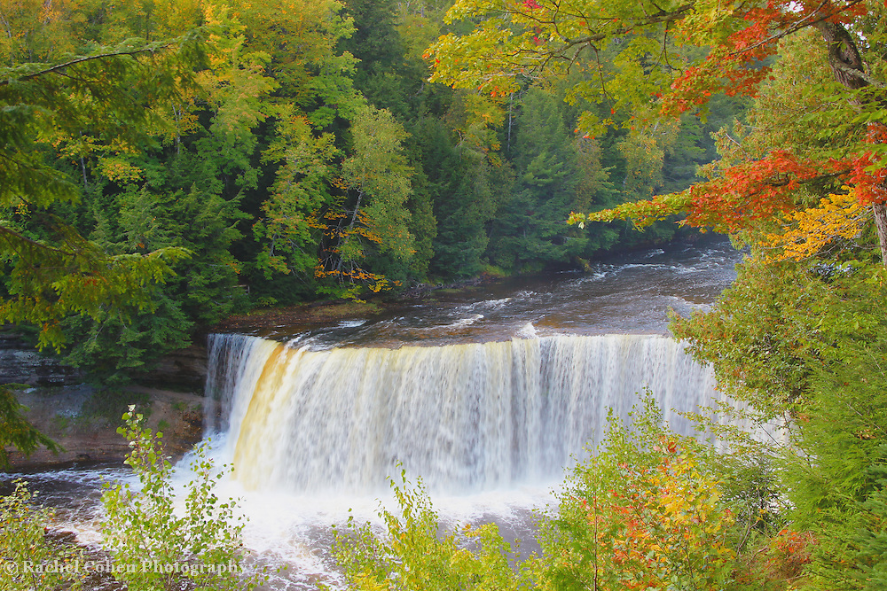 &quot;Misty Falls of Tahquamenon&quot;<br />
