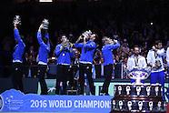 Zagreb- Davis Cup - Argentina Wins Fisrt Title- 27 Nov 2016