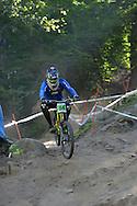 Mondiali di Dowhill in Val di Sole, prove libere juniores MANAZZALE Mirko, Comezzadura 8 settembre 2016 © foto Daniele Mosna