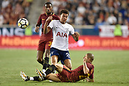 AS Roma v Tottenham Hotspur - 25 July 2017