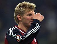 Fotball: 18.12.2001 München, Deutschland,<br />1. Fussball Bundesliga, FC Bayern München - Borussia Mönchengladbach, Münchens Stefan Effenberg.<br />Foto: JAN PITMAN, Digitalsport