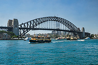 Harbour Bridge & Sydney Harbour
