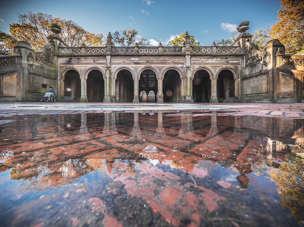 Bethesda Terrace and Fountain, Central Park