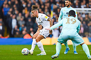 Leeds United midfielder Kalvin Phillips (23) in action during the EFL Sky Bet Championship match between Leeds United and Queens Park Rangers at Elland Road, Leeds, England on 2 November 2019.