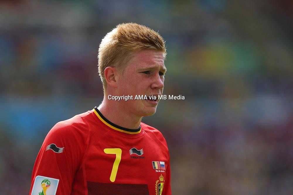 Kevin De Bruyne of Belgium