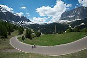 Peter Thomson Scenic - 2011 Giro d' Italia Sella Ronda