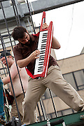 Members of the Baltimore Rock Opera Society perform at Artscape 2012 on Sunday, July 22, 2012 in Baltimore, MD.