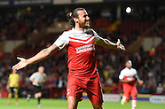 Charlton Athletic v Colchester United 120814