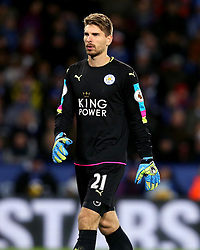 Ron-Robert Zieler of Leicester City - Mandatory by-line: Robbie Stephenson/JMP - 06/11/2016 - FOOTBALL - King Power Stadium - Leicester, England - Leicester City v West Bromwich Albion - Premier League