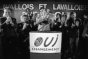 Rassemblement pour le OUI à Laval