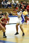 MCHS Varsity Girls Basketball.vs George Mason.1/24/08