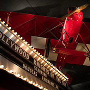 An exhibit on the Red Baron and World War I aviation in popular culture. The Smithsonian's National Air and Space Museum on the National Mall in Washington DC is one of the most-visited museums in the world and is devoted to the history of aviation and space exploration.