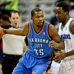 12-01-2012 Oklahoma City Thunder at New Orleans Hornets