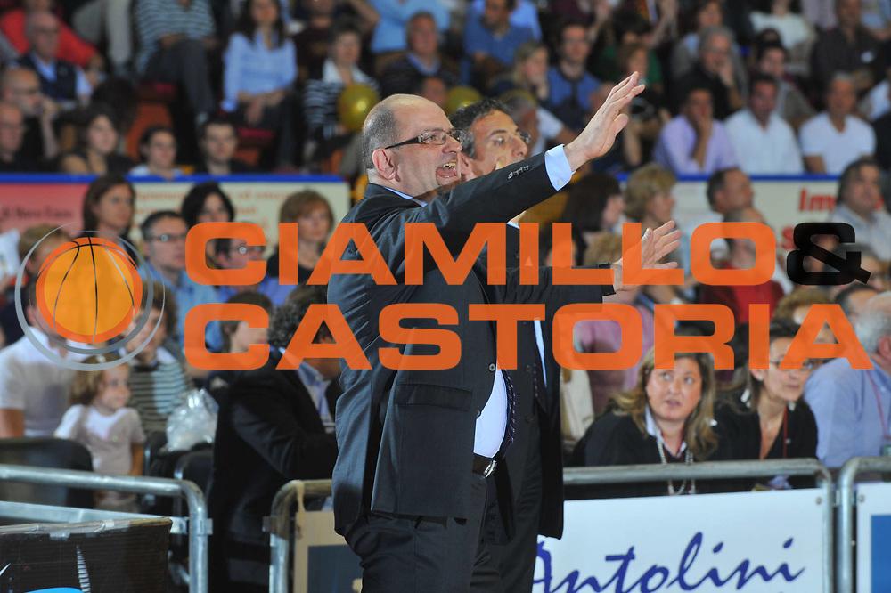 DESCRIZIONE : Venezia Lega A1 Femminile 2008-09 Play Off Finale Gara 1 Umana Reyer Venezia Cras Basket Taranto<br /> GIOCATORE : Roberto Ricchini<br /> SQUADRA : Cras Basket Taranto<br /> EVENTO : Campionato Lega A1 Femminile 2008-2009<br /> GARA : Umana Reyer Venezia Cras Basket Taranto<br /> DATA : 02/05/2009<br /> CATEGORIA : Ritratto<br /> SPORT : Pallacanestro<br /> AUTORE : Agenzia Ciamillo-Castoria/M.Gregolin