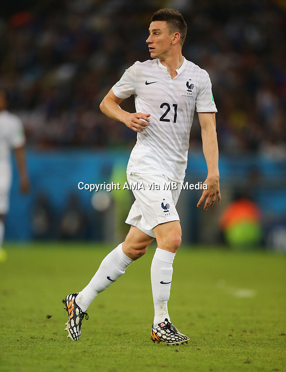 Laurent Koscielny of France