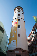 Weißer Turm, Darmstadt, Hessen, Deutschland