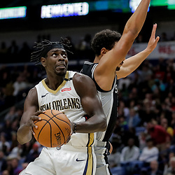 11-19-2018 San Antonio Spurs at New Orleans Pelicans