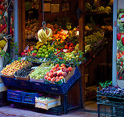 Istanbul produce shop