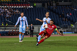 September 28, 2017 - Rome, Italy - Action  during the UEFA Europa League group K match between SS Lazio and SV Zulte Waregem at Olimpico Stadium on September 28, 2017 in Rome, Italy (Credit Image: © Cosimo Martemucci/Pacific Press via ZUMA Wire)