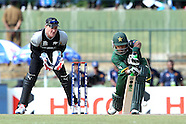ICC World Twenty20 - Pakistan v New Zealand
