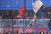 DESCRIZIONE : Cremona Lega A 2015-2016 Vanoli Cremona Consultinvest Pesaro<br /> GIOCATORE : Tifosi Supporters<br /> SQUADRA : Consultinvest Pesaro<br /> EVENTO : Campionato Lega A 2015-2016<br /> GARA : Vanoli Cremona Consultinvest Pesaro<br /> DATA : 20/03/2016<br /> CATEGORIA : Tifosi Supporters<br /> SPORT : Pallacanestro<br /> AUTORE : Agenzia Ciamillo-Castoria/F.Zovadelli<br /> GALLERIA : Lega Basket A 2015-2016<br /> FOTONOTIZIA : Cremona Campionato Italiano Lega A 2015-16  Vanoli Cremona Consultinvest Pesaro <br /> PREDEFINITA : <br /> F Zovadelli/Ciamillo