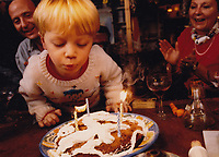 tunui franken's fourth birthday - photograph by Owen Franken