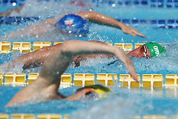 June 23, 2017 - Rome, Italy - Jordan Sloan (IRL) competes in Men's 400 m Freestyle during the international swimming competition Trofeo Settecolli at Piscine del Foro Italico in Rome, Italy on June 23, 2017..Photo Matteo Ciambelli / NurPhoto  (Credit Image: © Matteo Ciambelli/NurPhoto via ZUMA Press)