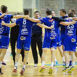 20150526: SLO, Handball - 1. NLB League 2014/15, Finals, RK Gorenje Velenje vs RK Celje PL
