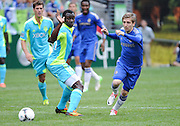 July 18, 2012: CenturyLink Field, Seattle, WA: Chelsea FC Marko Marin at the World Football Challenge. Chelsea FC defeated the Seattle Sounders 4-2.