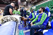 Jamel McLean, Edoardo Casalone<br /> Banco di Sardegna Dinamo Sassari - Baxi Manresa<br /> FIBA Basketball Champions League BCL 2019-2020<br /> Sassari, 03/12/2019<br /> Foto L.Canu / Ciamillo-Castoria