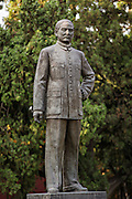 Statue of Sun Yat Sen in Zhong Shan Park in Beijing, China