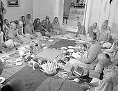 1982-Hare Krishna Initiation Dublin