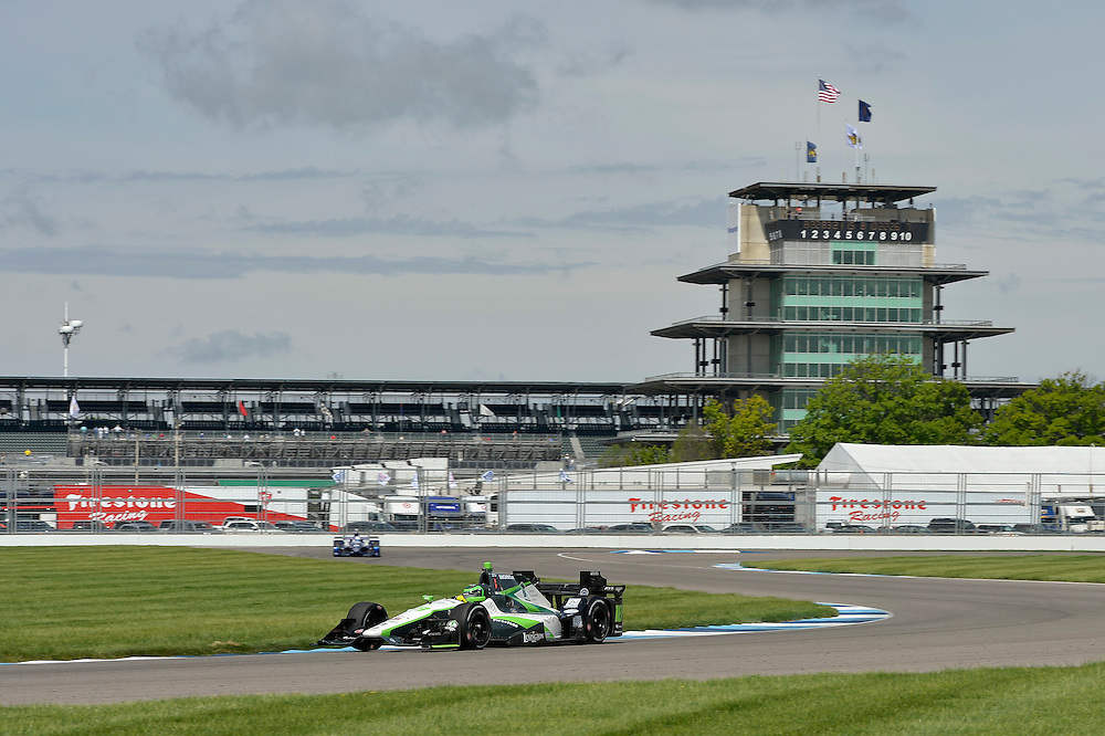 12-14 May, 2016, Indianapolis, Indiana, USA<br /> Conor Daly<br /> &copy;2016, Scott R LePage <br /> LAT Photo USA