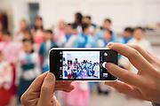 group photo iPhone photograph