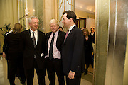 DAVID DAVIS; BORIS JOHNSON; GEORGE OSBORNE; OTHER WINNERS, Spectator Parliamentarian Of The Year Awards<br />