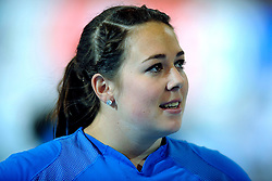 14-02-2009 ATLETIEK: NK INDOOR: APELDOORN<br /> Melissa Boekelman plaatst zich voor het EK Indoor<br /> ©2008-WWW.FOTOHOOGENDOORN.NL
