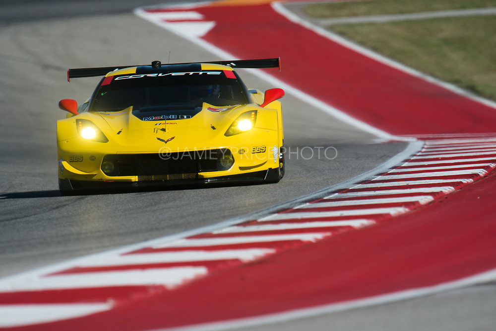 May 4-6, 2017: IMSA Sportscar Showdown at Circuit of the Americas. 4 Corvette Racing, Corvette C7.R, Oliver Gavin, Tommy Milner