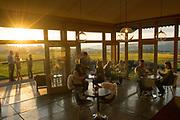 Wine Tasting, Bethel Heights Vineayrd & winery, fall colors, Eola-Amity Hils AVA, Willamette Valley, Oregon