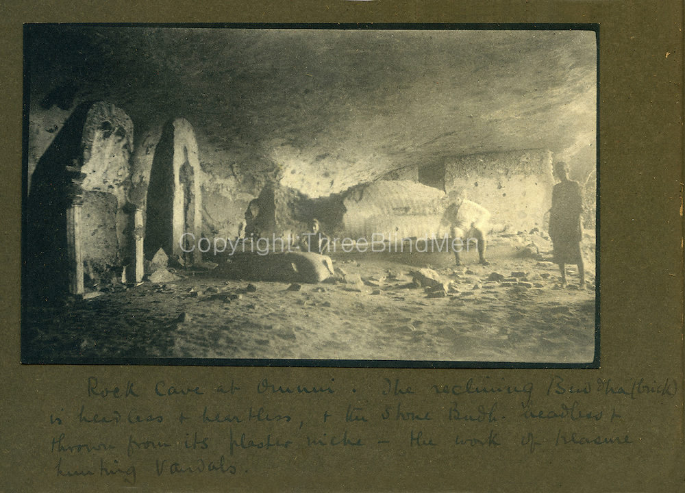Rock Cave at Omuni (Omuna)<br />