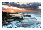 Autumn sunrise at Maroubra [Maroubra, NSW]<br />