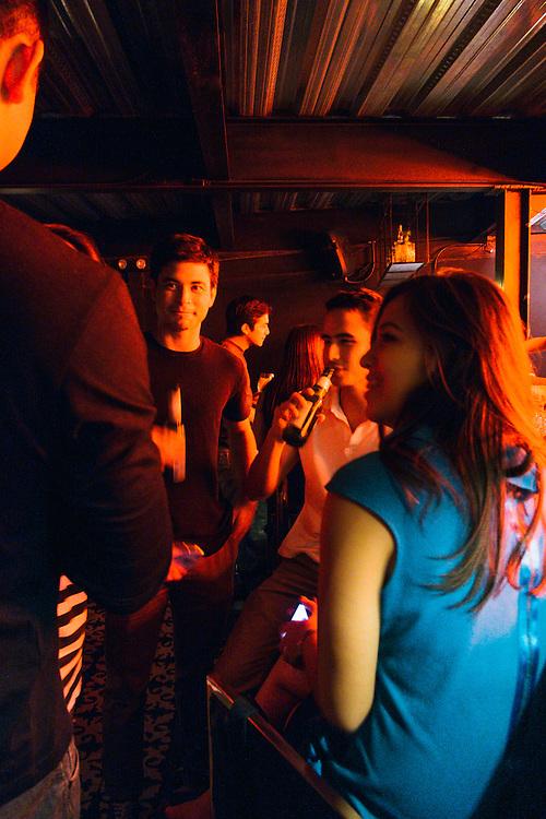 Finders Keepers bar, Makati, Manila