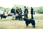 Ravers and Police at Frome Quarry, 2014