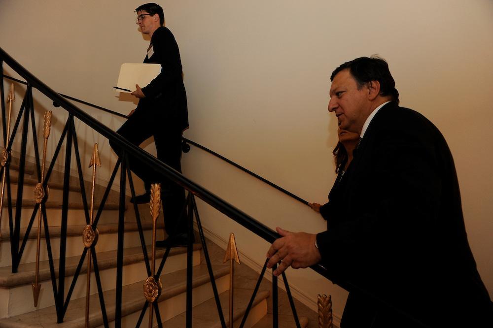 Jose Manuel Barroso, President, European Commission