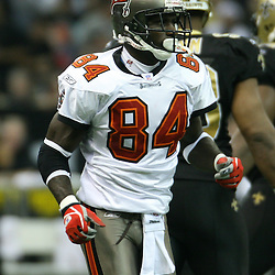 2007 December, 2: Buccaneers receiver Joey Galloway (84) during a 27-23 win by the Tampa Bay Buccaneers over the New Orleans Saints at the Louisiana Superdome in New Orleans, LA.