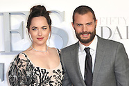 Fifty Shades Darker - UK film premiere