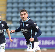 Dundee's Paul Heffernan - Dundee v Partick Thistle, SPFL Premiership at Dens Park<br /> <br />  - &copy; David Young - www.davidyoungphoto.co.uk - email: davidyoungphoto@gmail.com