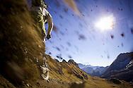 Rider Holger Meier Location: Dolomite (Italy)