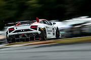 October 1-3, 2014 : Lamborghini Super Trofeo at Road Atlanta. #63 John Farano, Jota Corse, Lamborghini of Dallas